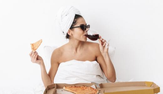 寝る前の赤ワインがダイエットに効果アリ!?詳しい理由を徹底解説